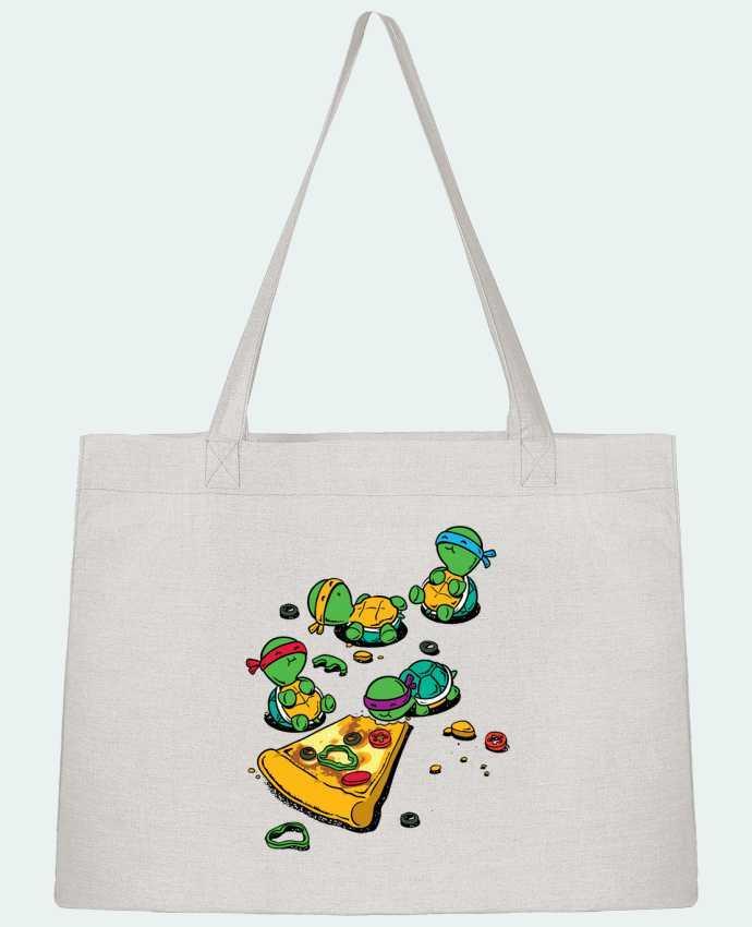 Bolsa de Tela Stanley Stella Pizza lover por flyingmouse365