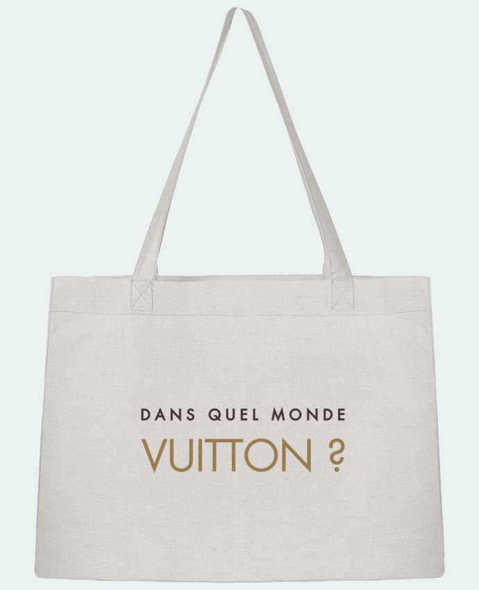 Bolsa de Tela Stanley Stella Dans quel monde Vuitton ? por tunetoo