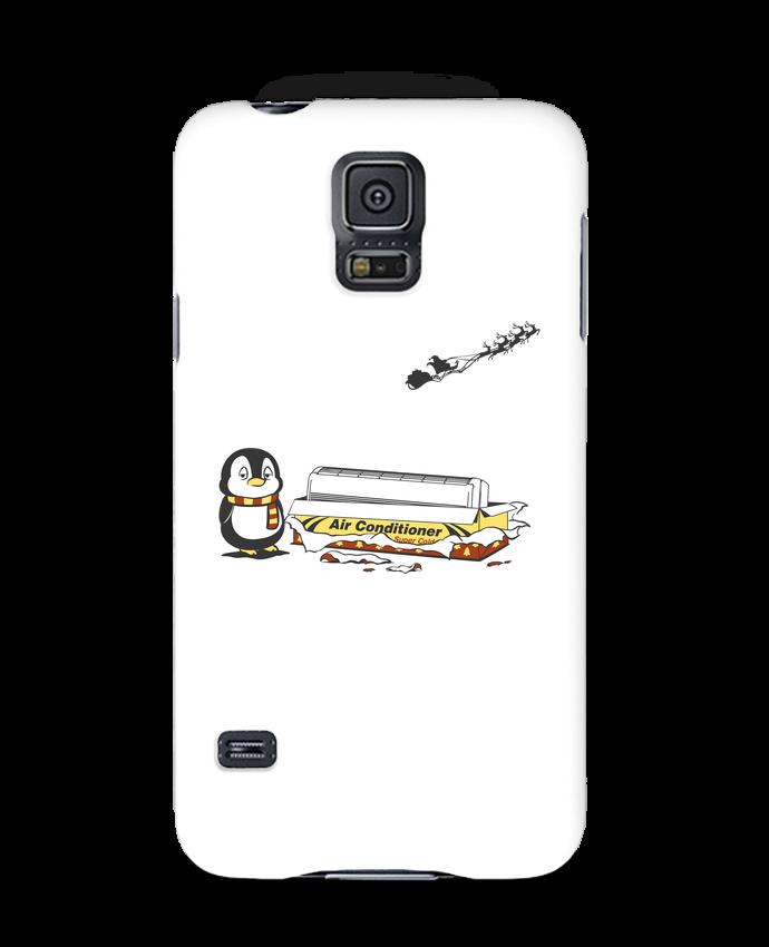 Carcasa Samsung Galaxy S5 Christmas Gift por flyingmouse365