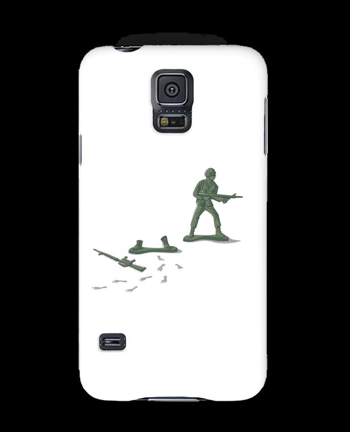 Carcasa Samsung Galaxy S5 Deserter por flyingmouse365