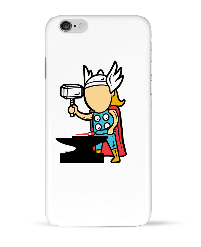 Carcasa  Iphone 6 Metal Factory por flyingmouse365