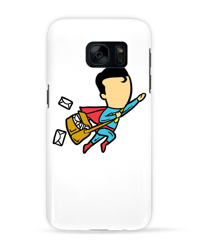 Carcasa Samsung Galaxy S7 Post por flyingmouse365