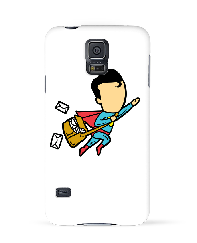 Carcasa Samsung Galaxy S5 Post por flyingmouse365