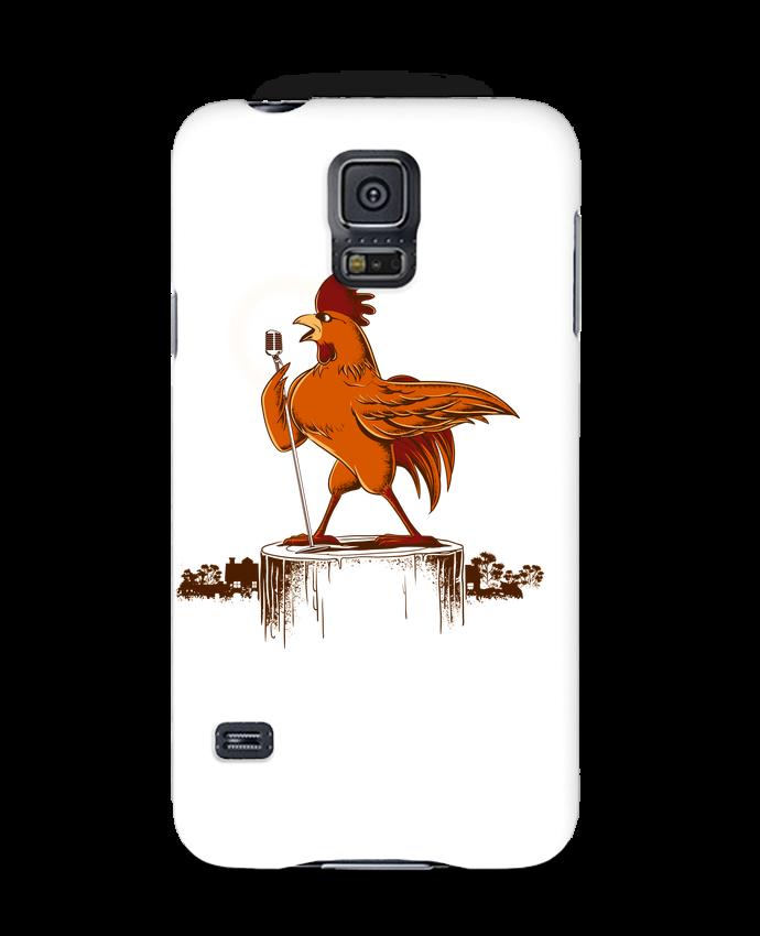 Carcasa Samsung Galaxy S5 Morning Concert por flyingmouse365
