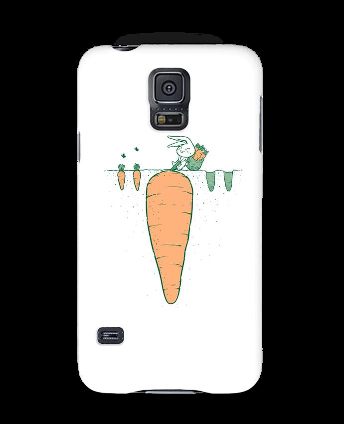 Carcasa Samsung Galaxy S5 Harvest por flyingmouse365