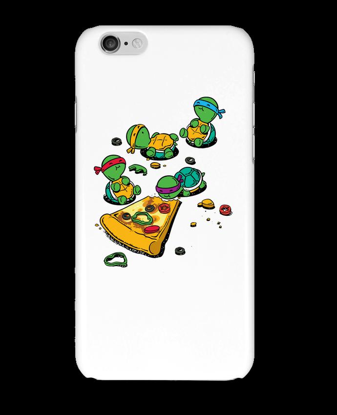 Carcasa  Iphone 6 Pizza lover por flyingmouse365