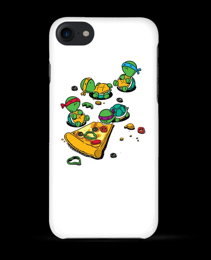 Carcasa Iphone 7 Pizza lover de flyingmouse365
