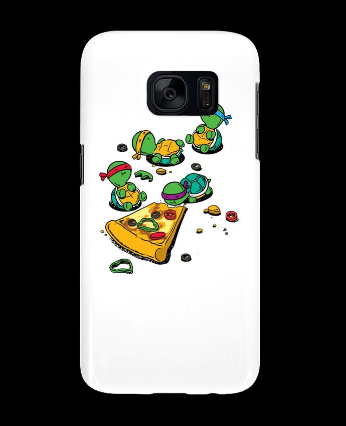 Carcasa Samsung Galaxy S7 Pizza lover por flyingmouse365
