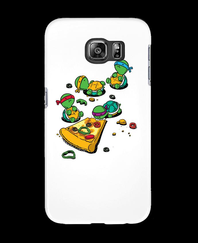 Carcasa Samsung Galaxy S6 Pizza lover - flyingmouse365
