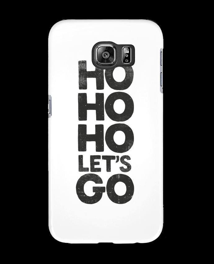 Carcasa Samsung Galaxy S6 Let's Go - Morozinka