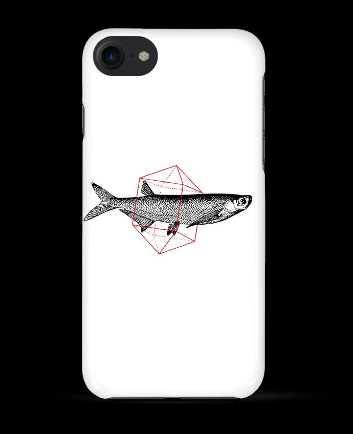 Carcasa Iphone 7 Fish in geometrics de Florent Bodart