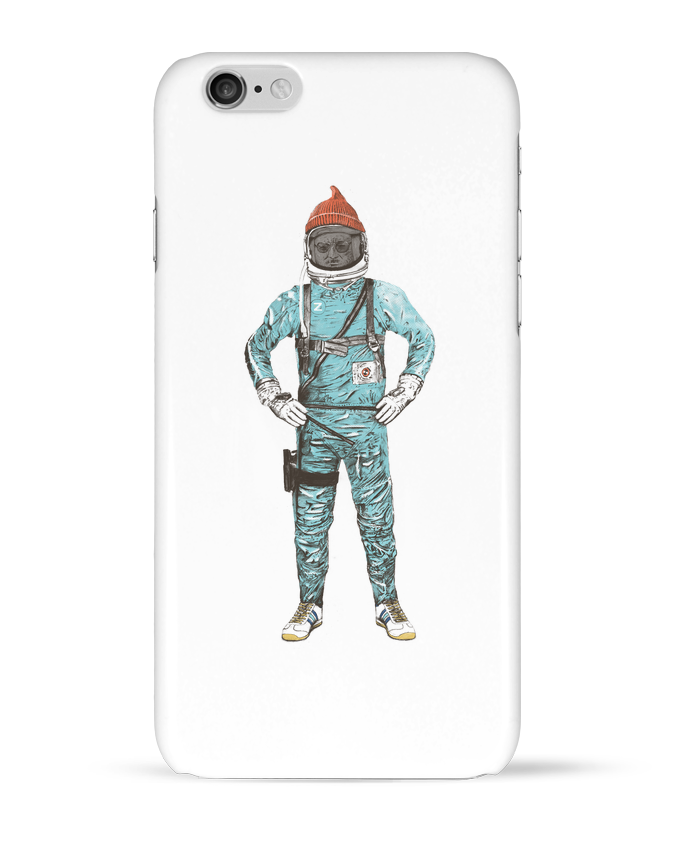 Carcasa  Iphone 6 Zissou in space por Florent Bodart