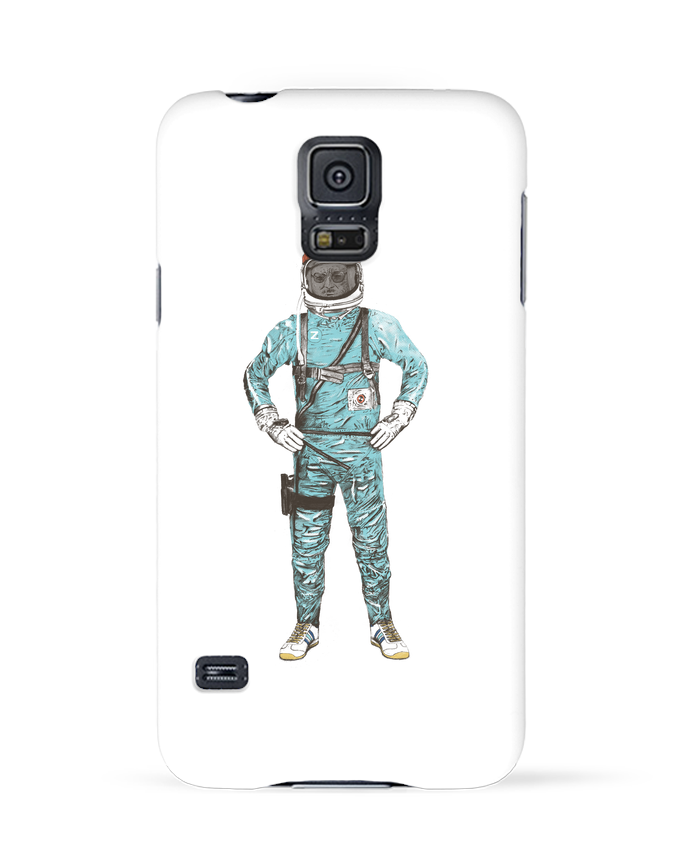 Carcasa Samsung Galaxy S5 Zissou in space por Florent Bodart