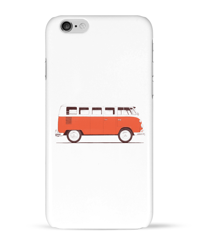 Carcasa  Iphone 6 Red Van por Florent Bodart