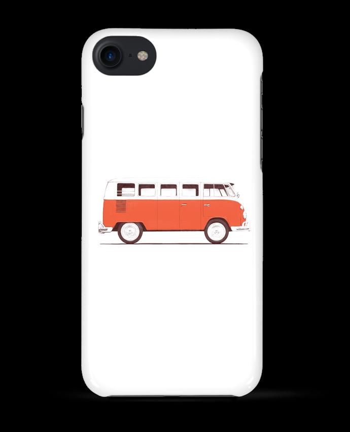 Carcasa Iphone 7 Red Van de Florent Bodart