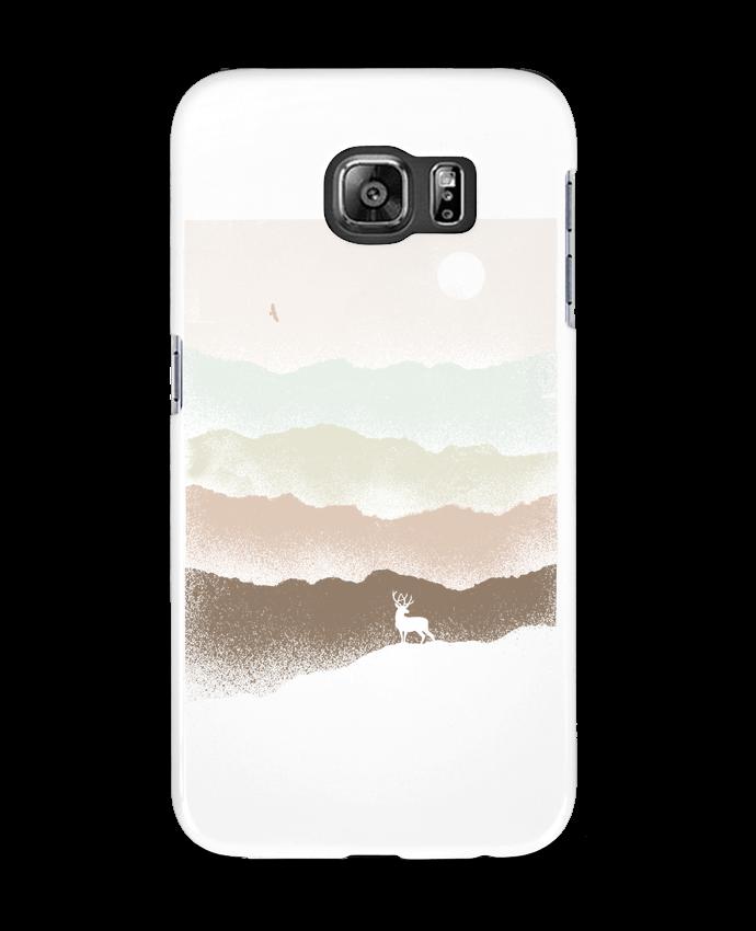 Carcasa Samsung Galaxy S6 Quietude - Florent Bodart
