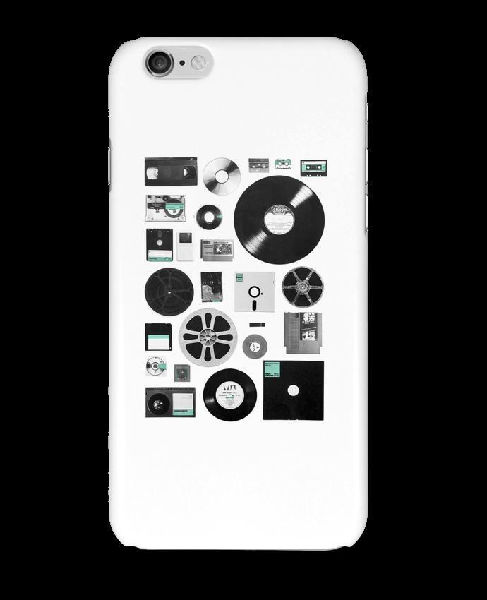Carcasa  Iphone 6 Data por Florent Bodart