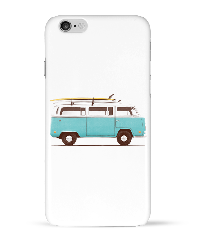 Carcasa  Iphone 6 Blue van por Florent Bodart