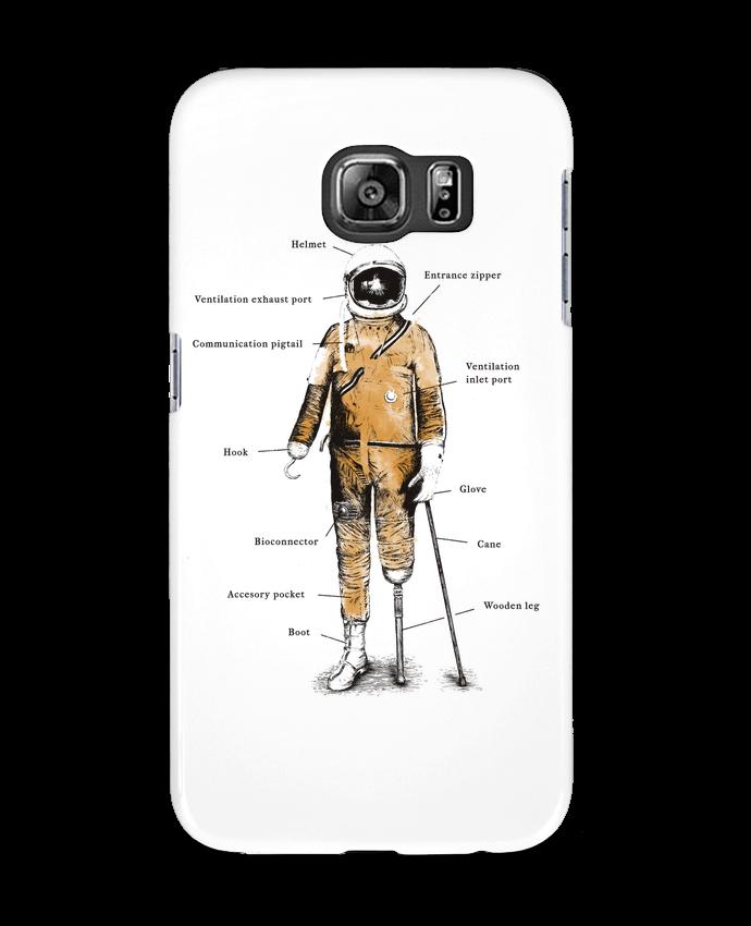 Carcasa Samsung Galaxy S6 Astropirate with text - Florent Bodart
