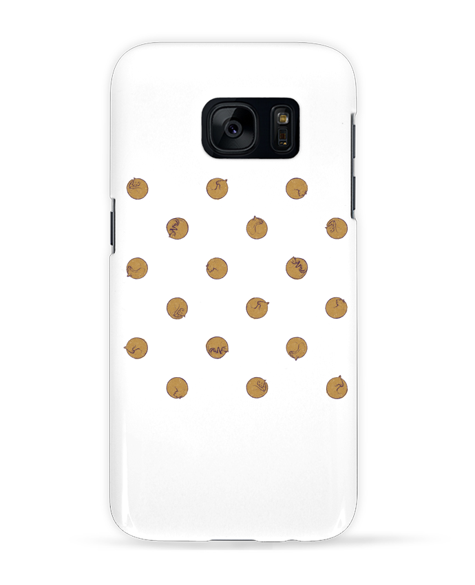 Carcasa Samsung Galaxy S7 Polcats por Florent Bodart