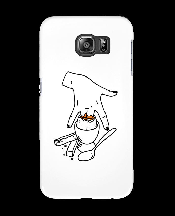 Carcasa Samsung Galaxy S6 Super mouillette ou qui viole un oeuf viole un boeuf - tattooanshort