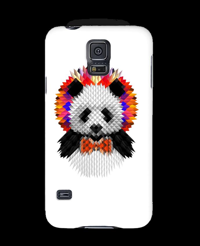 Carcasa Samsung Galaxy S5 Panda por ali_gulec