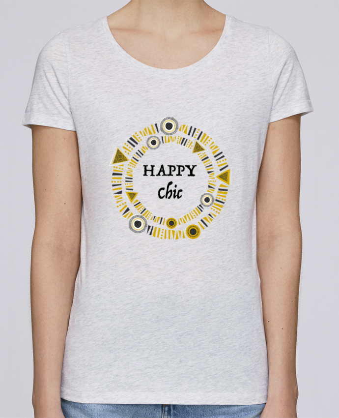 Camiseta Mujer Stellla Loves Happy Chic por LF Design