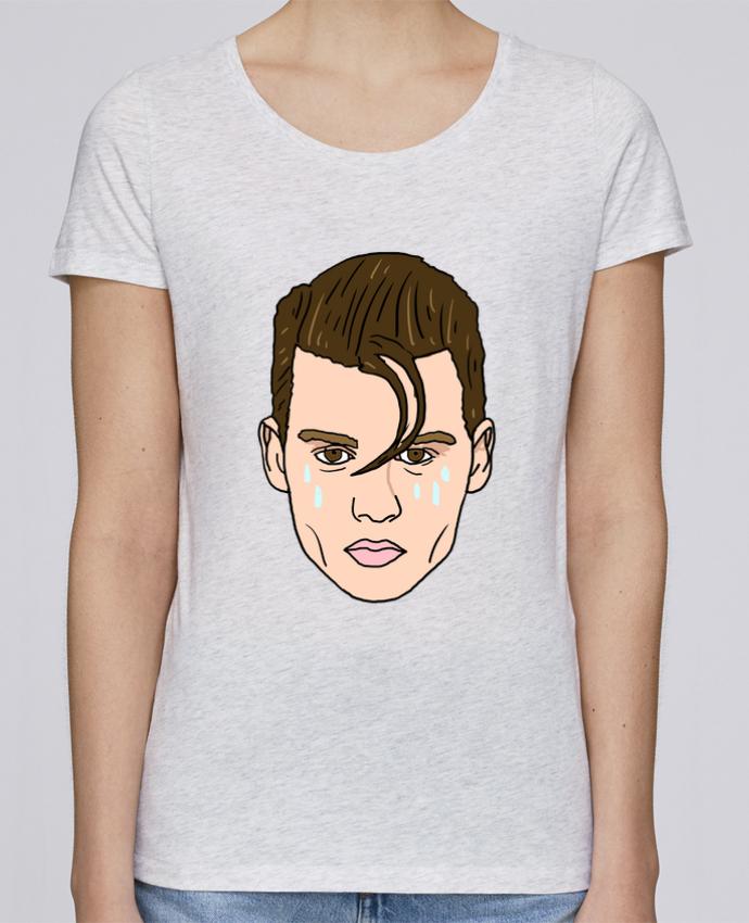Camiseta Mujer Stellla Loves Cry baby por Nick cocozza