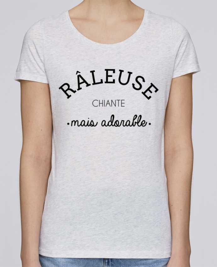 Camiseta Mujer Stellla Loves Râleuse chiante mais adorable por LPMDL