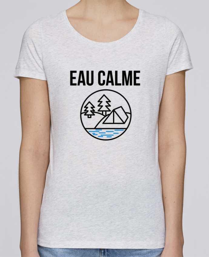 Camiseta Mujer Stellla Loves eau calme por Ruuud