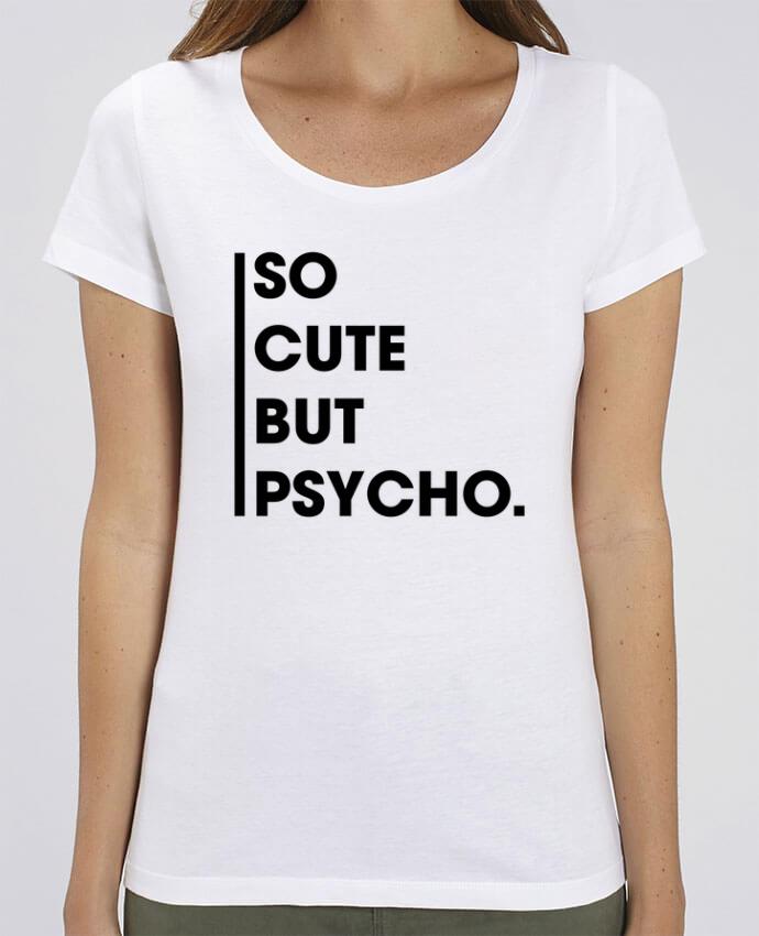 Camiseta Essential pora ella Stella Jazzer So cute but psycho. por tunetoo