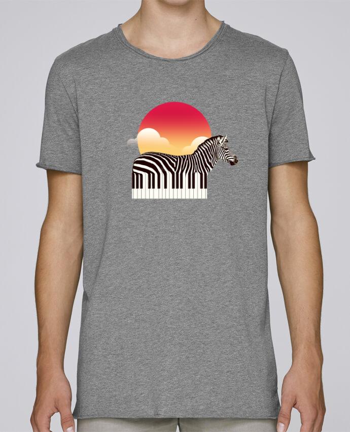 Camiseta Hombre Tallas Grandes Stanly Skates Zeyboard por ali_gulec