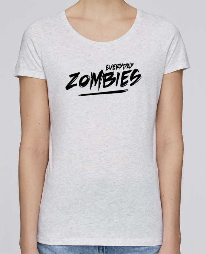 Camiseta Mujer Stellla Loves Everyday Zombies por tunetoo