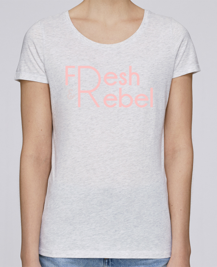 Camiseta Mujer Stellla Loves Fresh and Rebel por tunetoo
