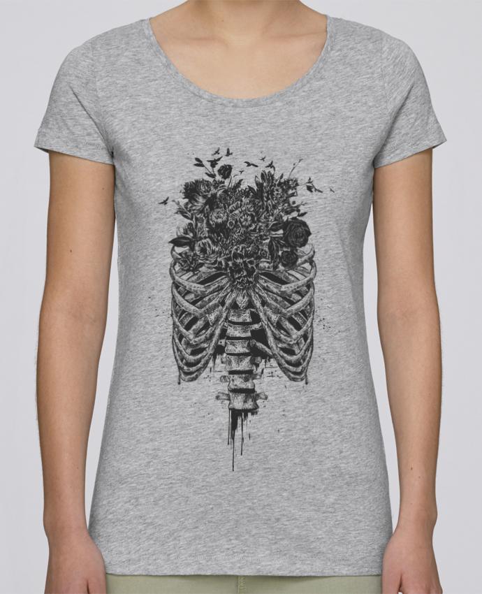 Camiseta Mujer Stellla Loves New Life por Balàzs Solti