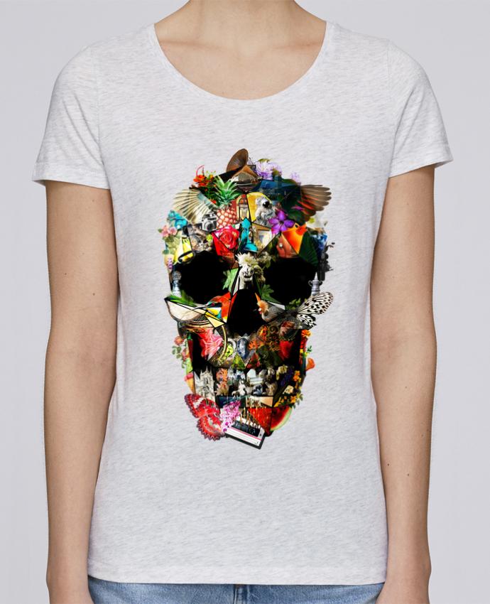 Camiseta Mujer Stellla Loves Fragile por ali_gulec