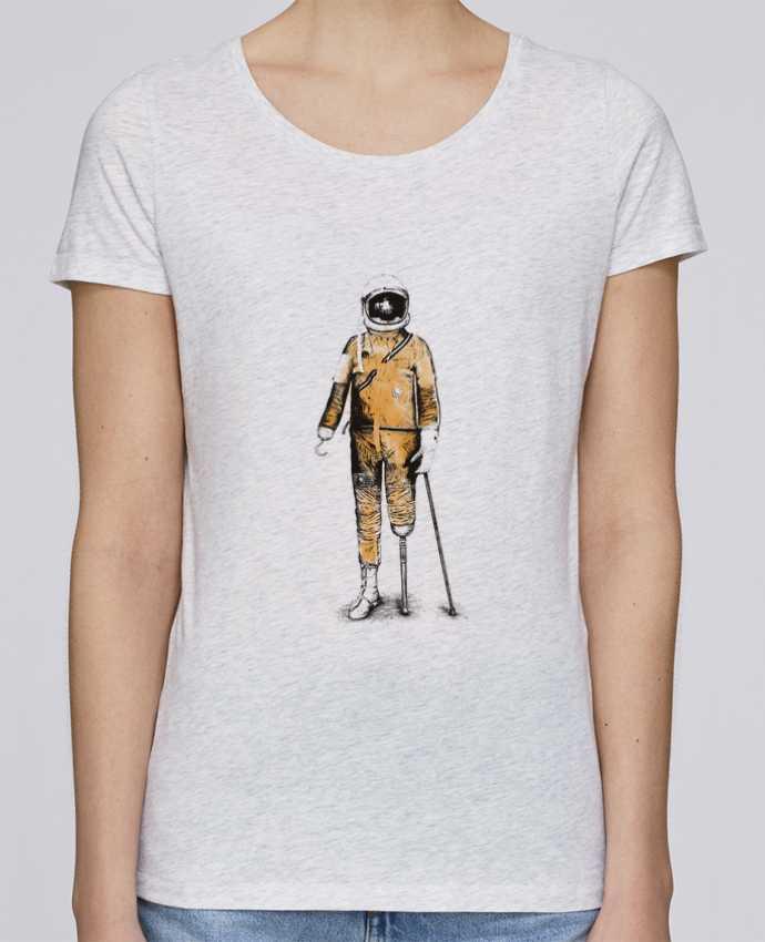 Camiseta Mujer Stellla Loves Astropirate por Florent Bodart