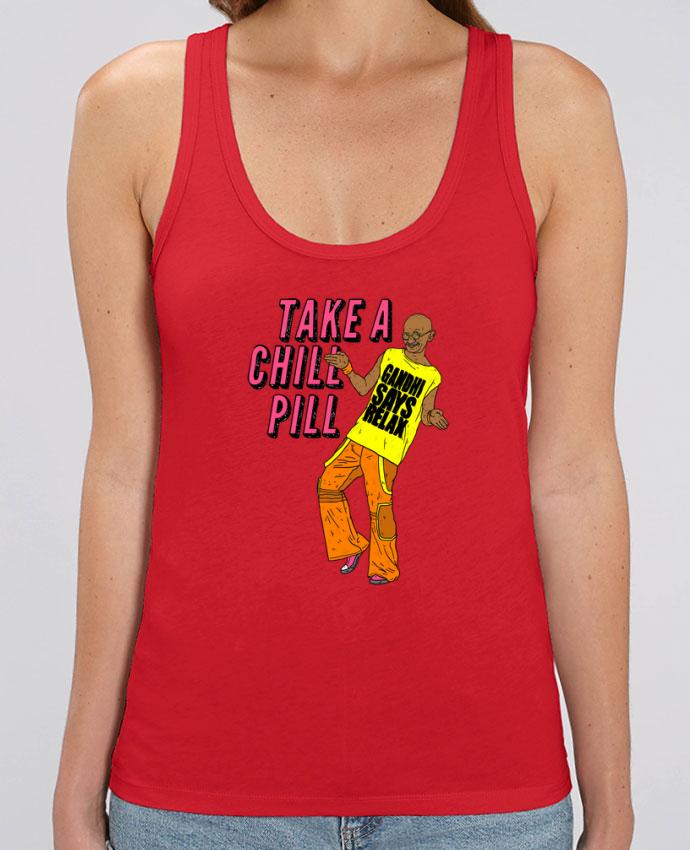 Camiseta de Tirantes  Mujer Stella Dreamer Chill Pill Par Nick cocozza