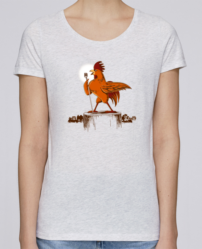 Camiseta Mujer Stellla Loves Morning Concert por flyingmouse365