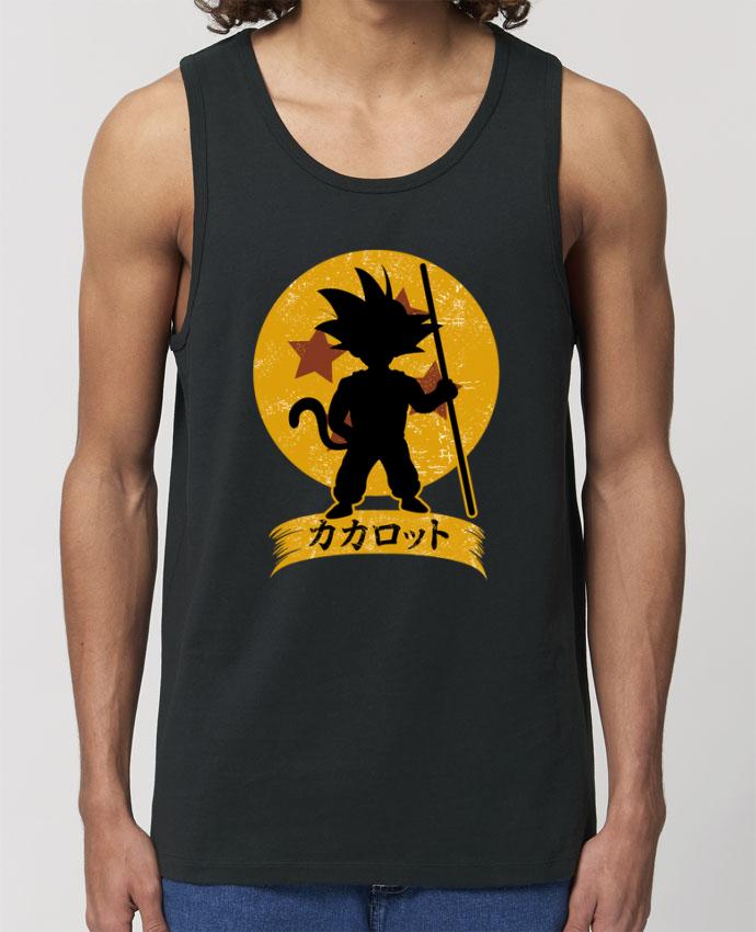 camiseta sin mangas pora él Stanley Specter Kakarrot Crest Par Kempo24