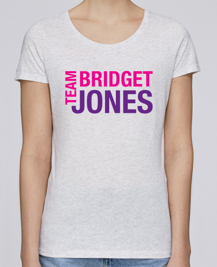 Camiseta Mujer Stellla Loves Team Bridget Jones por tunetoo