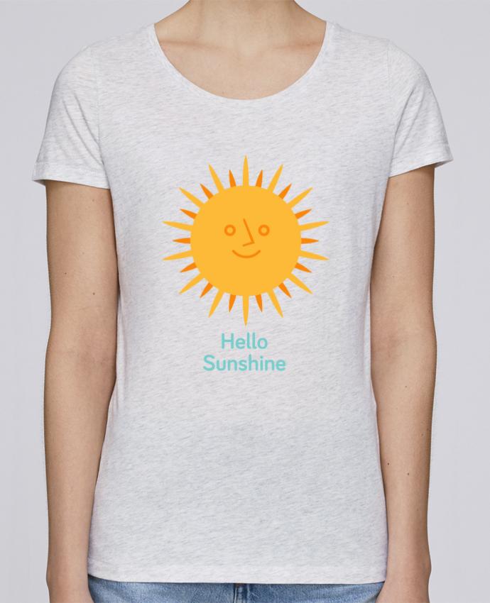 Camiseta Mujer Stellla Loves HelloSunshine por chriswharton