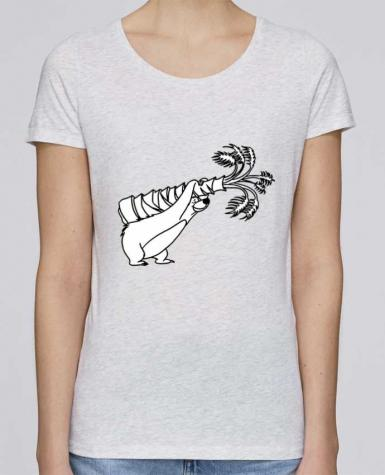 Camiseta Mujer Stellla Loves Baloo por tattooanshort
