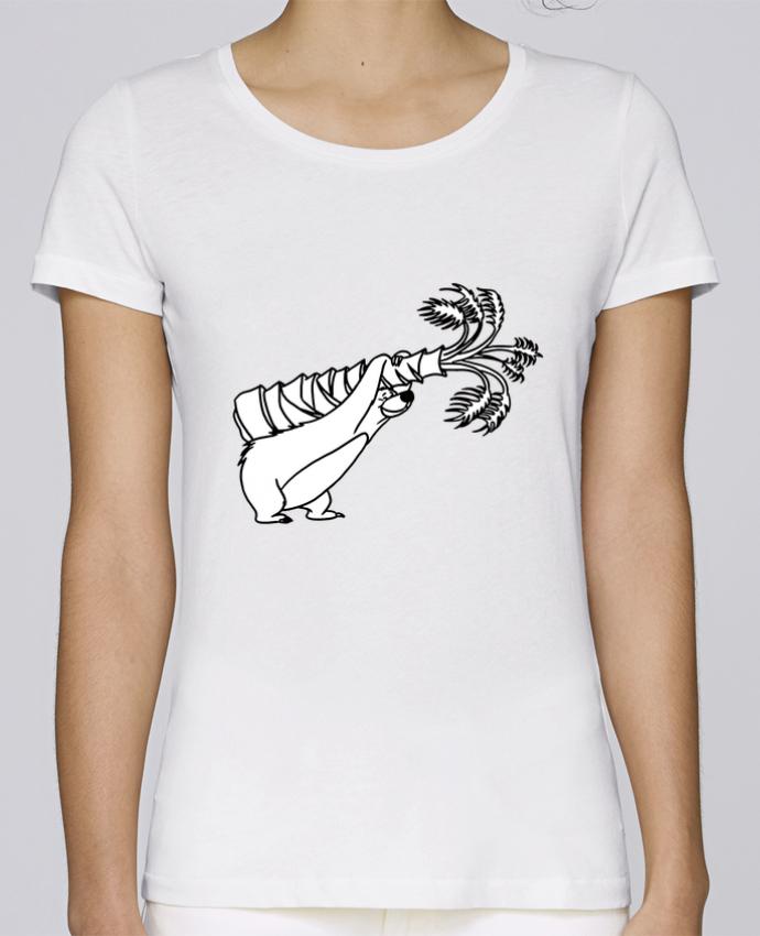 Camiseta Mujer Stellla Loves Baloo por tattooanshort