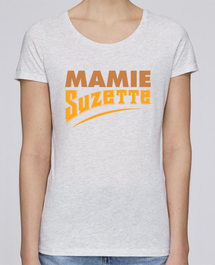 Camiseta Mujer Stellla Loves MAMIE Suzette por tunetoo