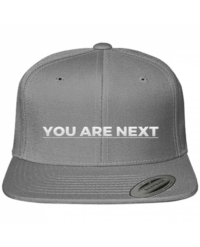 Gorra Snapback Clásica You are next por tunetoo