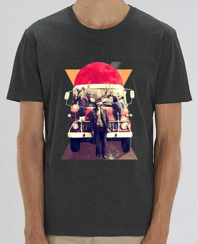 T-Shirt El camion por ali_gulec