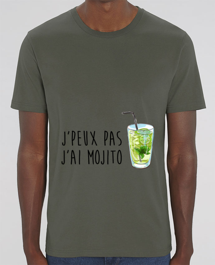 T-Shirt Je peux pas j'ai mojito por FRENCHUP-MAYO