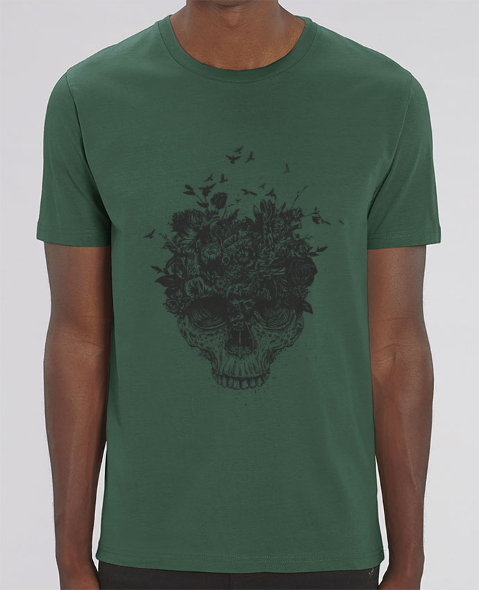 T-Shirt My head is a jungle por Balàzs Solti