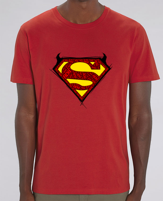 T-Shirt Super Fiché por Dontuch